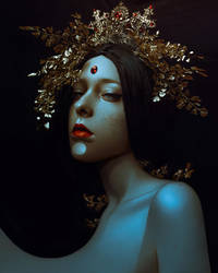 Snow White by MuseInBlack