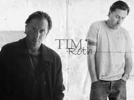 Tim Roth by Jackolyn