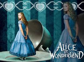 Alice Wallpaper by Jackolyn