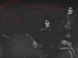 Frank'N'Furter Wallpaper by Jackolyn
