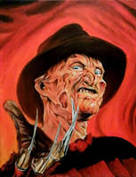 A Nightmare on Elm Street by Jackolyn