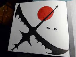 The Great Japanese Soarer by Kunkashi