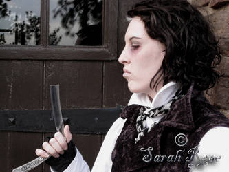Sweeney Todd Profile by LeavingForParis