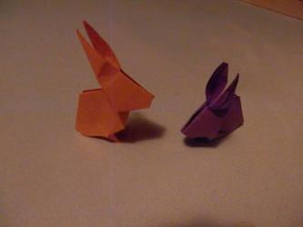 Mr. and Mrs. Rabbit by Jenndude5