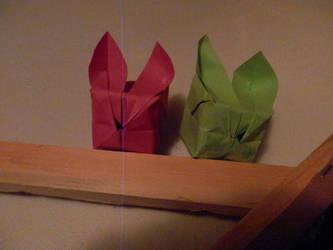Bunny Bomb by Jenndude5