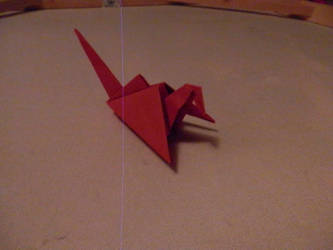 Flapping Bird by Jenndude5