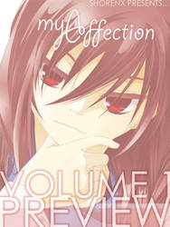 my Affection: Volume 1 Preview by shorenx
