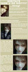 Brightening doll eyes by oki-oki