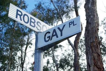 A pretty gay place by oki-oki