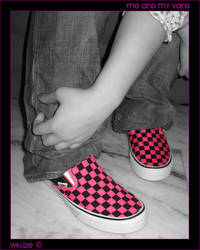 .Me And My Vans. by WKLIZE