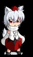 Chibi Momiji by Kurus22