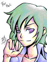 Joshua by yesi-chan