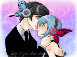 Magnet: Camilo x Celes by yesi-chan
