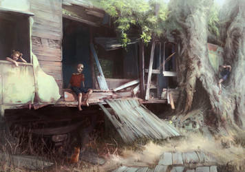 Shelter by AizelKon