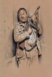 Indiana Jones KotCS - McHale by GabeFarber