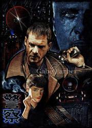 Blade Runner by GabeFarber