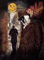 Rorschach by GabeFarber