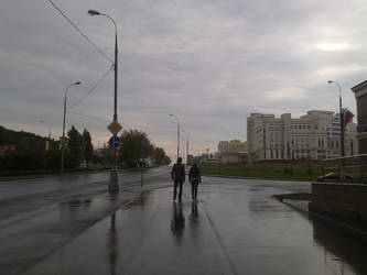 After rain by slavanap