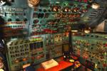 Antonov 124-100M-150 Cockpit Workstation by siulzz