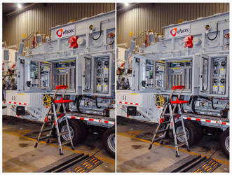 Mobile Substations in stereo pair by siulzz