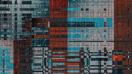 Rusty Digital Texture 1920x1080 by siulzz