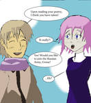 Anime-and-Manga SS: Russia and Crona by DVindictus
