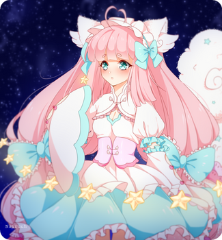 [SecretSanta2016] Twinkle Twinkle Little Star by Nairuuh