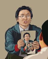 Hiro Nakamura Heroes by flatfourdesign
