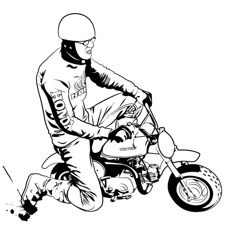 Motorcycle Headlight Wiring