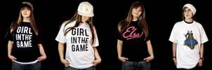 Elsa t-shirts by niklasrosen