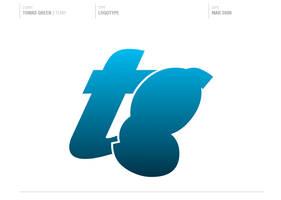 Tomas Green logotype by niklasrosen