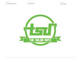 The Salad Days logo by niklasrosen