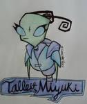 Tallest Miyuki by xxlianastarfoxx