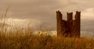 Crumbling Defences. by BlackFrostRose