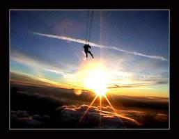 Skydiving V by Askariga