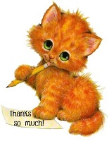 Free To Use - Kitten Thank You by recycledrelatives