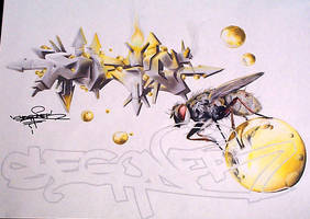 The Mosquito V2 by crhymez