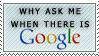 Stamp: Google by ArtByFlan