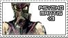 Stamp: Psycho Mantis by ArtByFlan