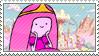 Stamp: Princess Bubblegum by ArtByFlan