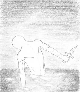 Risen From The Sea by Fithakk