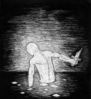 Risen From The Sea II by Fithakk