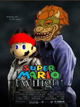 Super Mario Twilight by domobfdi