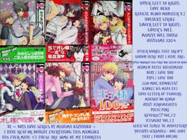 WARNING Boys Love series by Mishima Kazuhiko UYW by LuffyNoTomo