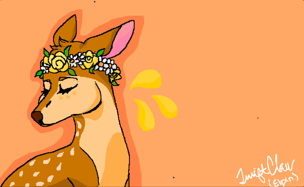 Image of: Play Wild Animal Jam Deer By Swiftydraws Deviantart Animal Jam Deer By Swiftydraws On Deviantart