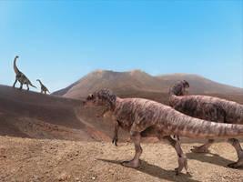 The Dry Season by Sketchy-raptor