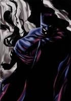 Batman Dustin Nguyen Colors by JamesLeeStone