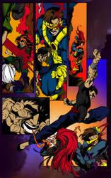 X_Men_62 Pacheco n Wong FLATS by JamesLeeStone
