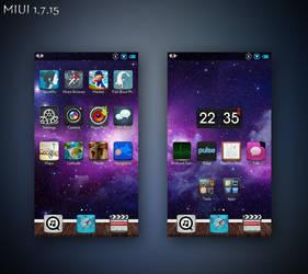 MIUI Launcher by CharsiBevda