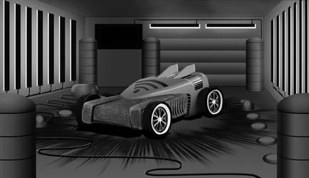 resistance2101 vehicle by mechanicalhemiola
